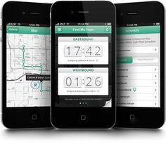 Beautiful app UI design.