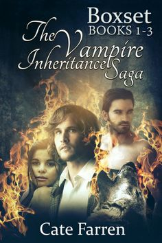 The Vampire Inheritance Saga Boxset (Books 1-3)