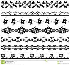 geometric-borders-design-vector-17991178.jpg (1300×1222)