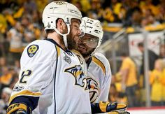 Photo galleries featuring the best action shots from NHL game action. Predators Hockey, Nhl Games, Field Hockey, Hockey Players, Ice Hockey, Nashville, Penguins, Fisher, Photo Galleries