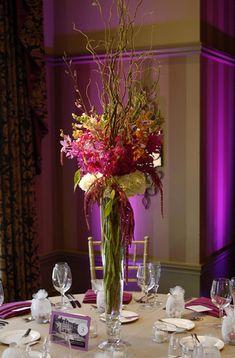 Wedding Decor: Branch Florals & Details