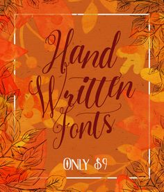 7-hand-written-fonts-preview-01 Handwritten Fonts, Hand Written, Special Deals, Handwriting, Hands, Free, Calligraphy, Hand Lettering, Hand Drawn Type