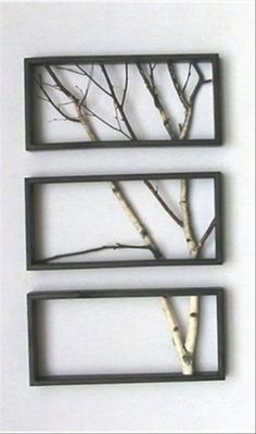 Luxury Ideas Use Wood Nature Decor Home. Below are the Ideas Use Wood Nature Decor Home. This article about Ideas Use Wood Nature Decor Home was posted under the Furniture category by our team at August 2019 at am. Hope you enjoy it and don& . Metal Tree Wall Art, Diy Wall Art, Diy Wall Decor, Diy Art, Decor Room, Art Decor, Bedroom Decor, Handmade Design, Handmade Home Decor