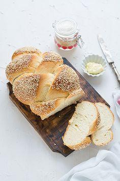 Imádunk sütni - Szezámos kenyér Bread, Cooking, Food, Kitchen, Brot, Essen, Baking, Meals, Breads