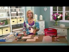 Craft Dies by Sue Wilson -- Tutorial Video - Tropical Holiday for Creative Expressions - YouTube