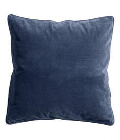 Sammets blått är flott HM home