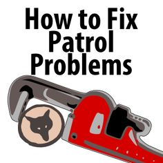 How to Fix Scout Patrol Problems