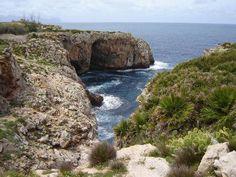 Wenige Schritte aus dem Hotel Palm Beach entfernt befindet sich den Naturschutzgebiet von Capo Rama www.palmbeachhotel.it #HolidayExperience #SicilyHoliday