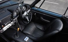 1967 Maserati Mistral Spyder |   Chassis no. 109 S1 071   Automobiles of London 2009 | RM Sotheby's