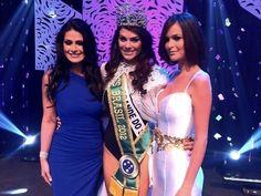 Como foi o Miss Brasil 2012 no blog! Priscila Machado arrasou!