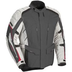 Fieldsheer Adventure Tour Men's Textile Street Motorcycle Jacket