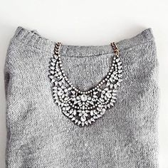 Love Story Statement Necklace #fashion #outfit - 24,90 € @happinessboutique.com