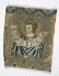 Italy, 1360s, Fragment of an Orphrey