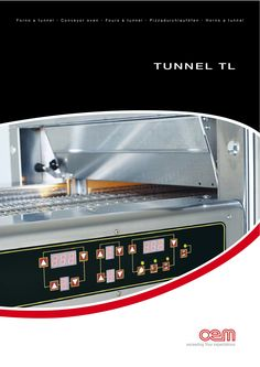 OEM - TUNNEL TL105L - Electric ovens