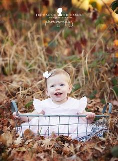 While I know we need the rain, I can't help but enjoy the beautiful weather! It was great to see Miss M she is such a happy baby, quick to smile and on the GO! She loved the balloons and did such a great job for her session.