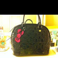 My Hello Kitty Purse :-)