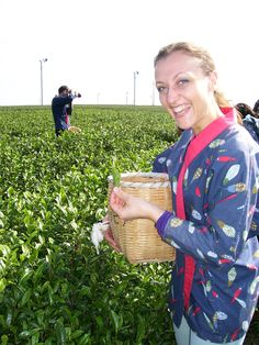Tante T on a field trip to Japan!