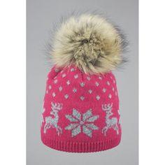 fd51f0cebdf Steffner Nordic Womens Ski Hat In Pink