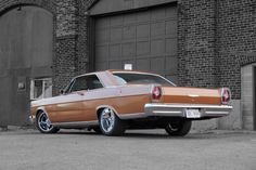 Pro touring 1965 ford Galaxie 500 Old American Cars, American Classic Cars, Ford Ltd, Mercury Cars, Ford Lincoln Mercury, Ford Torino, Ford Shelby, Old Fords, Ford Fairlane