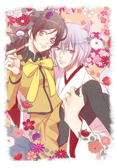 tomoe y nanami Kamisama Kiss, Manga Anime, Anime Art, Tomoe And Nanami, Inuyasha, Vocaloid, Fanart, Another Anime, Anime Shows