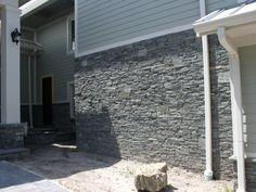 Greenwich Gray | Stone Siding | Florida Home | Ledgestone | Stoneyard.com