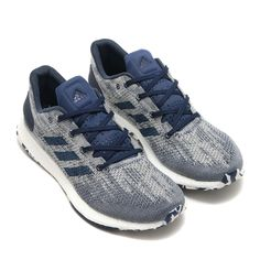 adidas Performance Mens Pureboost Dpr Running Shoe Dark Indigo/Dark  Indigo/chalk White 11