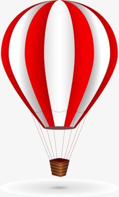 Balão Vermelho simples, O Balão Vermelho, Simples Ornamentos, Padrão DecorativoImagem PNG
