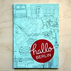 Hallo Berlin, coffee table book ♥