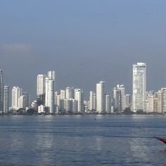 Cartagena, Colombia is found in the northern part of South America. It is a popular port of call on western Caribbean and Panama Canal cruises.