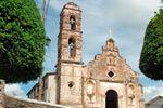 Parroquia de San Miguel Arcángel en Taxco - Taxcolandia