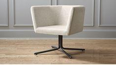 facetta natural chair CB2 399.00