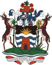Coat of Arms - Antigua and Barbuda