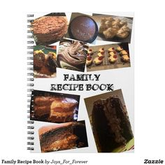 Whether you're a top chef or a new cook in training, keep all your favorite recipes in one place with Family recipe books from Zazzle. Start serving up your favorite dish and get your hands on a recipe book today! Family Gifts, Family Meals, Family Recipe Book, Forever Products, Office Gifts, I Shop, Favorite Recipes, Dishes, Cooking