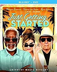 Just Getting Started (2017) Directed & Written by #RonShelton Starring #MorganFreeman #TommyLeeJones #ReneRusso #JoePantoliano #GlenneHeadly #SherylLeeRalph #ElizabethAshley #GeorgeWallace #GrahamBeckel #JaneSeymour #JohnnyMathis #JustGettingStarted #Hollywood #hollywood #picture #video #film #movie #cinema #epic #story #cine #films #theater #filming #opera #cinematic #flick #flicks #movies #moviemaking #movieposter #movielover #movieworld #movielovers #movienews #movieclips #moviemakers Hollywood Picture, Sheryl Lee, Rene Russo, Johnny Mathis, Movie Talk, Tommy Lee Jones, Morgan Freeman, Epic Story, Jane Seymour