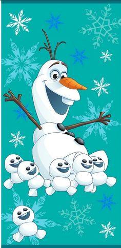 Amo o OLAF!