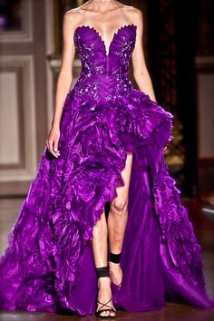 chiffonandribbons:    Zuhair Murad Couture F/W 2011