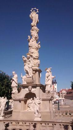 Telc, Czech Republic Czech Republic, Statue Of Liberty, Europe, Places, Travel, Statue Of Liberty Facts, Viajes, Statue Of Libery, Destinations