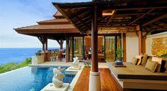 Retreat to a stunning island sanctuary