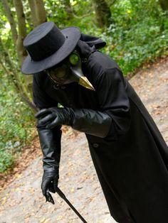 dr. plaga  costume