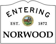 Norwood, MA my home town
