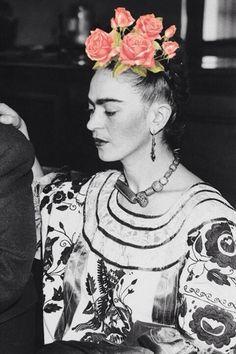 Картинка с тегом «frida kahlo»