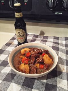 Guinness Beef Stew [OC] [2448x3264] #foodporn #food #foodie #yummy #yum #foodgasm #nomnom #delicious #recipe