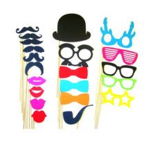 Photo Booth Props in Decor - Etsy