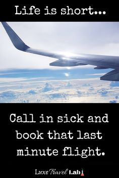 Looking for original funny travel quotes about adventure and travel? Life is too short for lame travel sayings. Funny Travel Quotes, Solo Travel Quotes, Adventure Quotes, Adventure Travel, Buying Plane Tickets, Need A Vacation, Going To Work, Luxury Travel, Airplane View