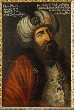 Giclee Print: Kara Mustafa Pasha, Ottoman Grand Vizier, Ca 1683 : Mehmed Iii, Battle Of Vienna, Francois 1, Empire Ottoman, Turkish Military, Prinz Eugen, Landsknecht, Historical Photos, Karaoke