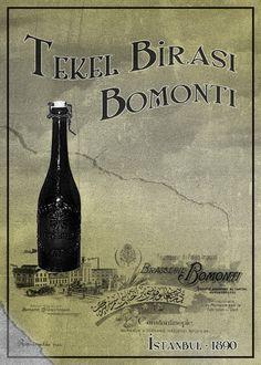 Tekel Birası / Bomonti