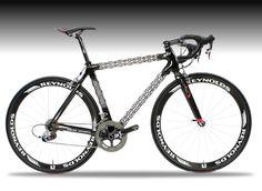 Delta 7 Ascend Lightweight Road Bike.  Weight: 1050 grams !