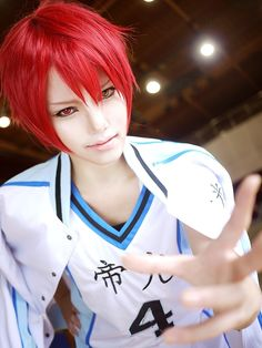 ATO(ATO) Seijuro Akashi Cosplay Photo - WorldCosplay