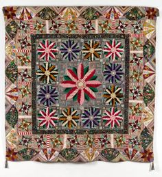 June Quilt of the Month - Celebrating the Jubilee! 1887 Queen Victoria