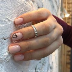 Trendy summer nail designs for short nails - Nail Art Connect # shortnails # summe . # for # nails These beautiful, noble white. Cute Nail Art Designs, Short Nail Designs, Gel Nail Designs, Designs For Nails, Nail Design For Short Nails, Simple Nail Designs, Natural Nail Designs, Summer Nail Designs, Cute Nails